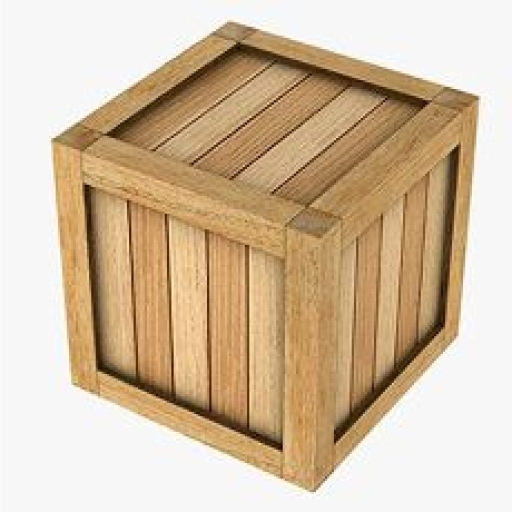 Cargo Wooden Boxes Manufacturer in gujarat