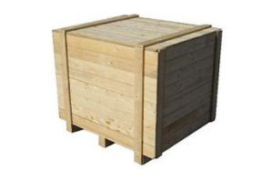 Wooden Packing Cases India - Simple Plywood Box in India