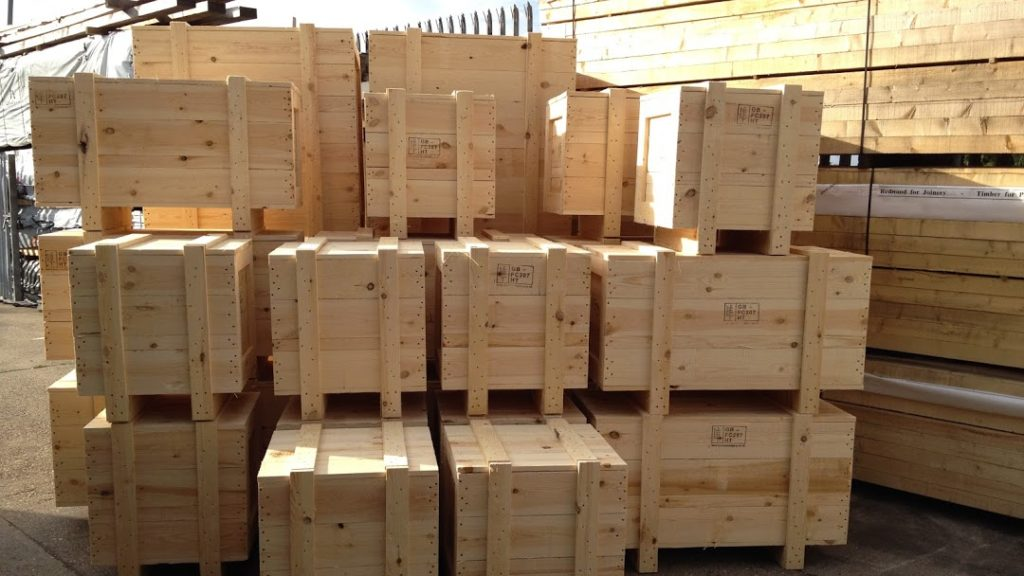 Export Type Wooden Box In Ahmedabad, India