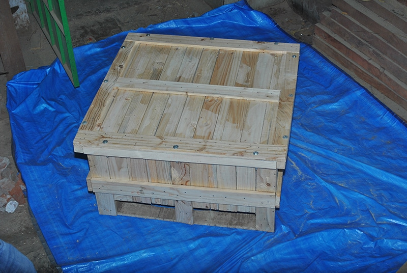 Simple Plywood box manufacturer