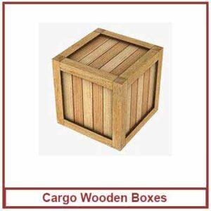 wooden cargo boxes - wooden cargo boxes