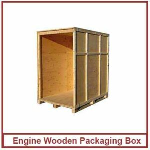 engine wooden packaging - wooden packing machine manufacturer in Ahmedabad, Gujarat, India
