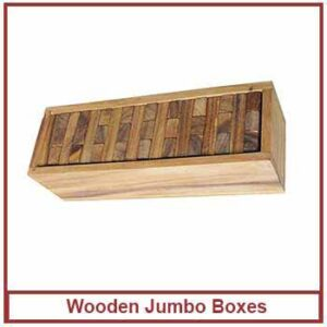 wooden jumbo boxes - wooden jumbo boxes in India
