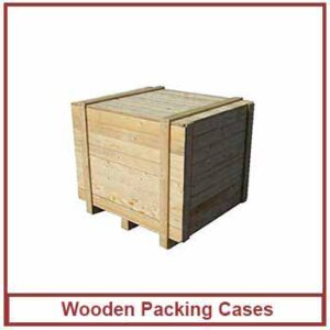 wooden packing cases in Ahmedabad - Wooden Packaging Box Manufacturer in India