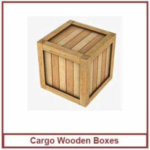 cargo wooden boxes - Wooden Packaging Box manufacturer in Ahmedabad, Gujarat, India